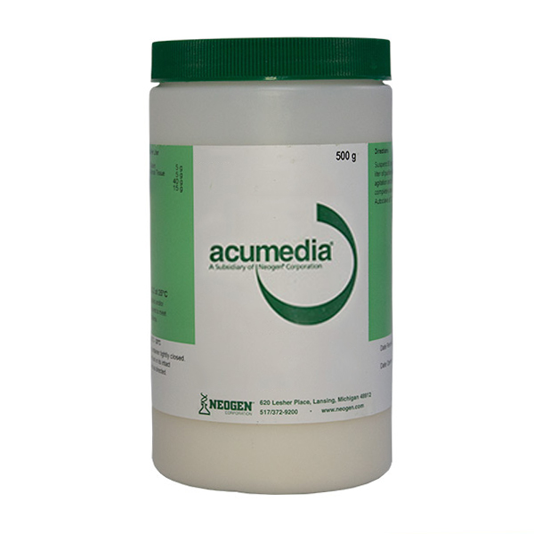 AGAR BASE SANGUE COLUMBIA 500GR